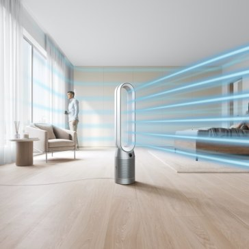 Dyson Purifier Hot Plus Cool, Purifier Cool with HEPA H13 Filtration Launched in India