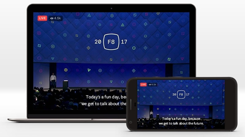 Facebook Live to Get Closed Captions