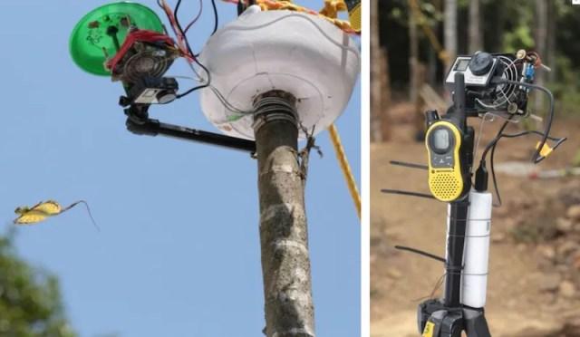 Fan cooling device module pranav Draco