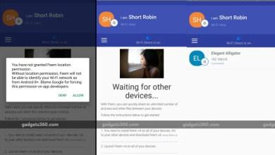 كيفية مشاركة الملفات بين Android و Windows باستخدام التطبيقات المجانية 6
