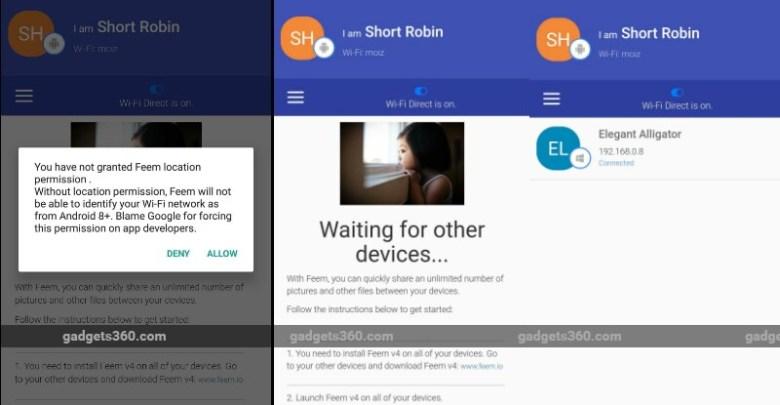 كيفية مشاركة الملفات بين Android و Windows باستخدام التطبيقات المجانية 1