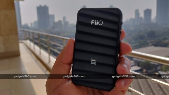 fiio m6 review back Fiio Fiio M6