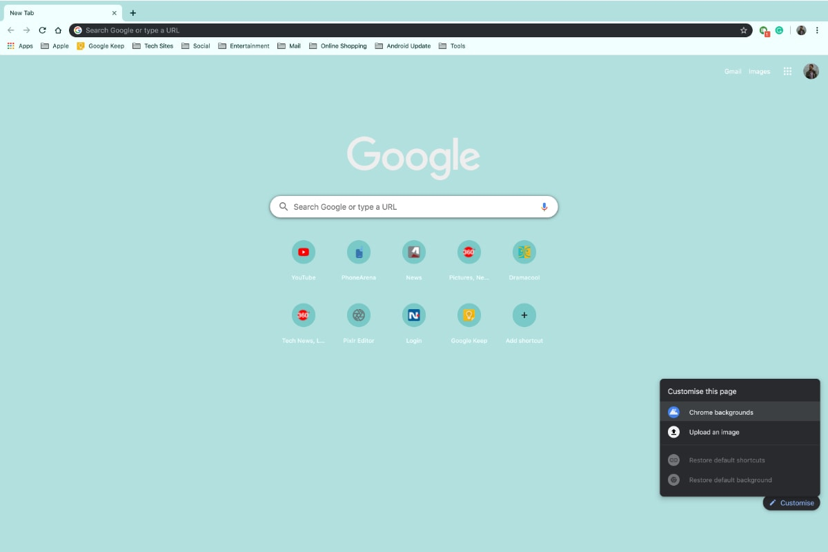 Google Chrome's Next Version Set to Let Users Choose Custom Colour Themes: Report