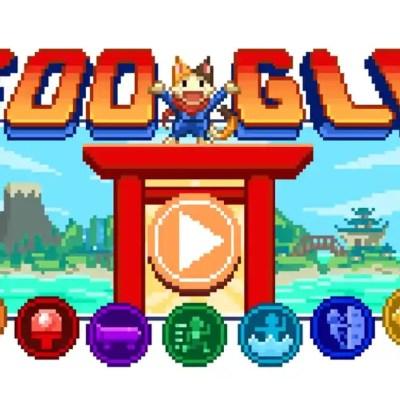 Google Celebrates Tokyo Olympics 2020 With Largest Doodle Game Yet