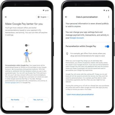 Google Pay to Roll Out Personalised Rewards and Recommendation Feature for Indian Users