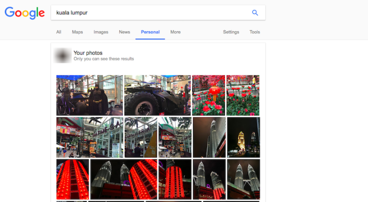Google Search Gets a Personal Tab, Shows Content From Private Sources