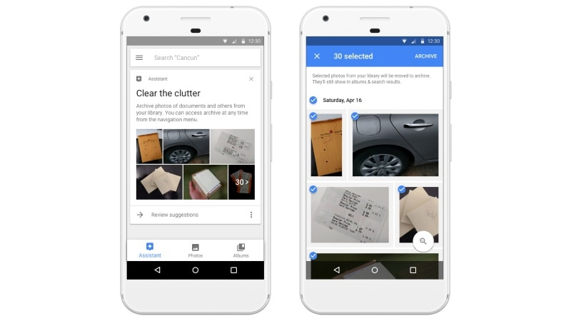 Google Photos Archive Rolling Out; Hangouts for iOS Gets CallKit Support, and More