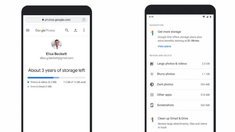 Google Photos Ending Free Unlimited Storage on June 1, 2021, Will Delete Data From Inactive Accounts