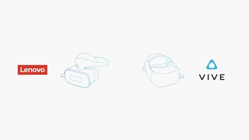 Google I/O 2017: Google Announces Standalone VR Headsets in Partnership With HTC Vive and Lenovo