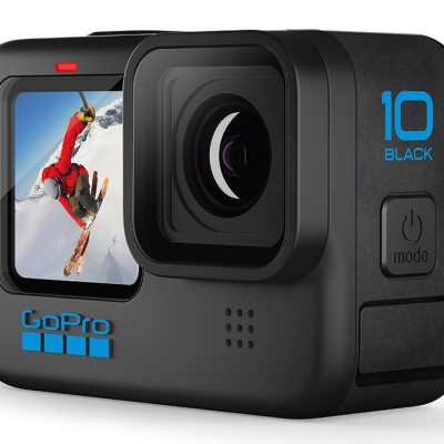 GoPro Hero 10 Black Launched With GP2 Processor, 5.3K Recording