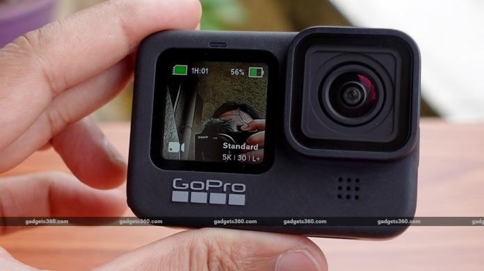 gopro hero9 black firstlook front screen gopro
