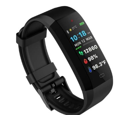 GOQii Vital 4 Fitness Band With SpO2 Monitoring Launched in India
