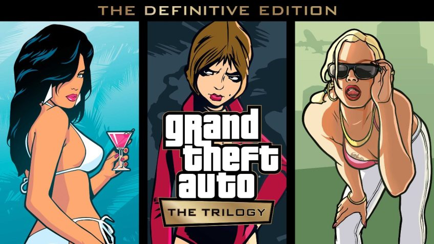 Grand Theft Auto Trilogy's Remastered Versions Coming Later This Year