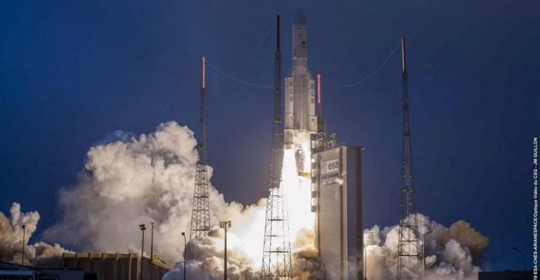 ISRO يحقن بنجاح قمر الاتصالات GSAT-31 1