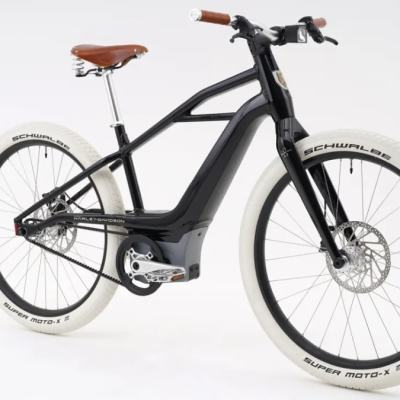 Harley-Davidson's Retro-Inspired E-Bike Will Be on Sale Later This Year