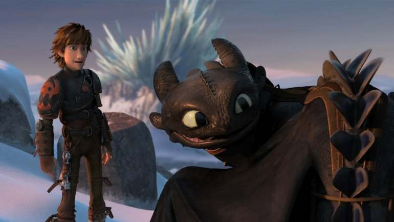 how to train your dragon 2 How to Train Your Dragon 2