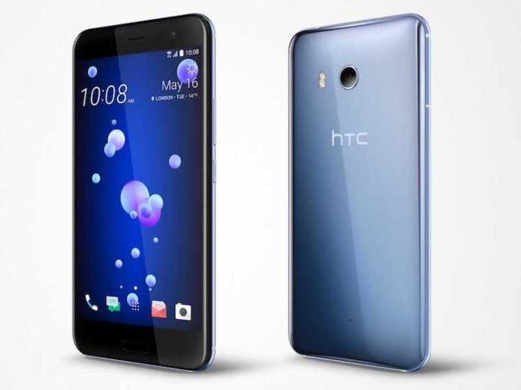 HTC U11 'Squeezable Smartphone' Launched in India at Rs. 51,990: Release Date, Specifications, and More