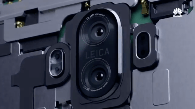 Huawei Mate 10 Teaser Video Reveals Leica-Branded Dual Rear Camera Setup
