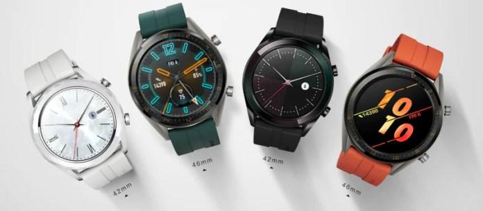 huawei watch gt active elegant editions Huawei Watch GT Active Edition Huawei Watch GT Elegant Edition