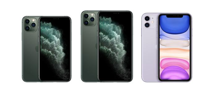 Iphone 11 Vs Iphone 11 Pro Vs Iphone 11 Pro Max Price In India Specifications Compared Ndtv Gadgets 360