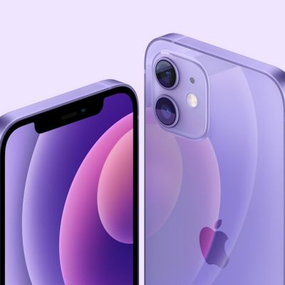 Apple Unveils AirTag Trackers, New Purple Colour for iPhone 12