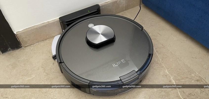ILife A10s Robot Vacuum Mop Review