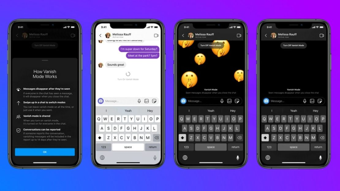 Facebook Launches Vanish Mode on Messenger and Instagram; Latter Also Gets  Reels and Shop Buttons | Technology News