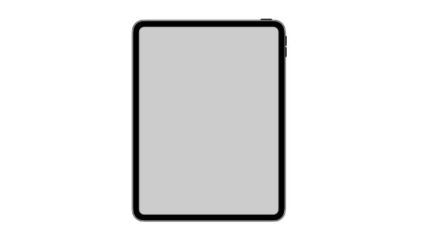 iPad Pro Icon Leak Shows No Home Button, Thinner Bezels Ahead of October 30 Launch
