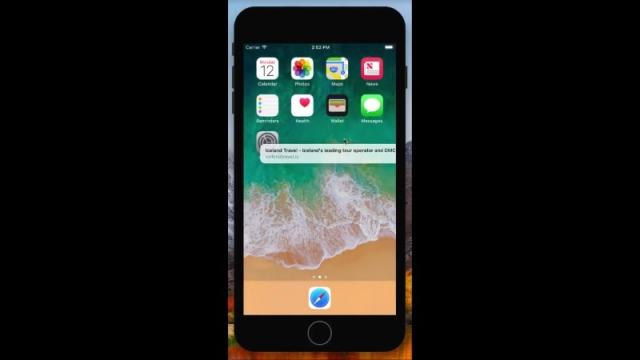 iOS 11 Drag and Drop Support on iPhone Discovered by Developer, but It's Disabled by Apple