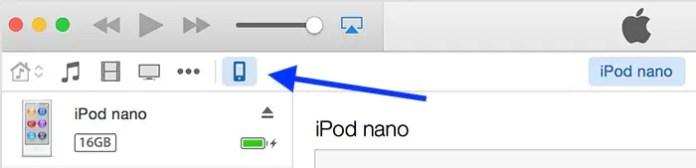 ipod nano itunes icon iTunes