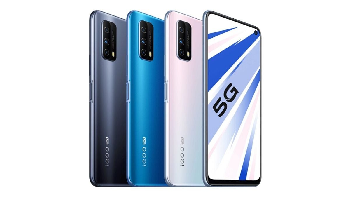 iQoo Z1x With Snapdragon 765G SoC, Triple Rear Cameras Launched: Price, Specifications 2