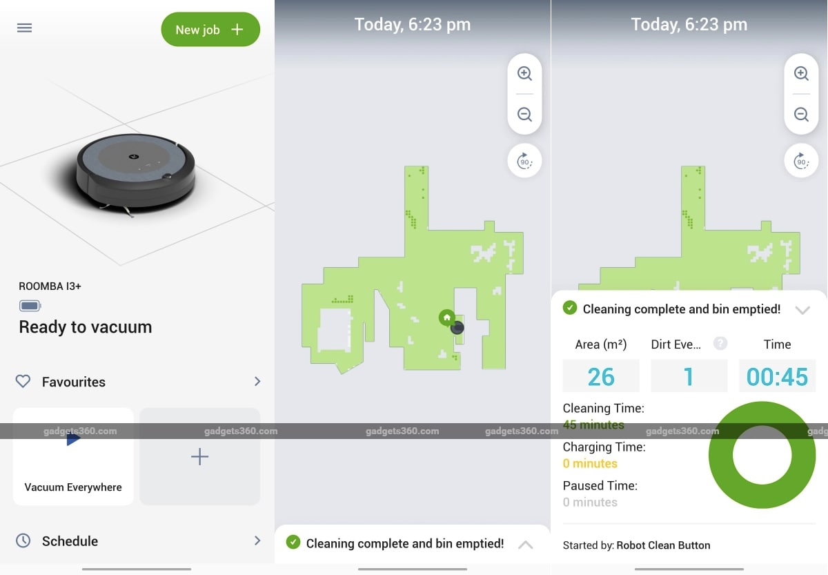 irobot roomba i3plus review app iRobot