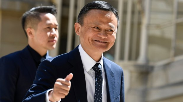 After '996', Jack Ma's '669' Advice: Have Sex Daily