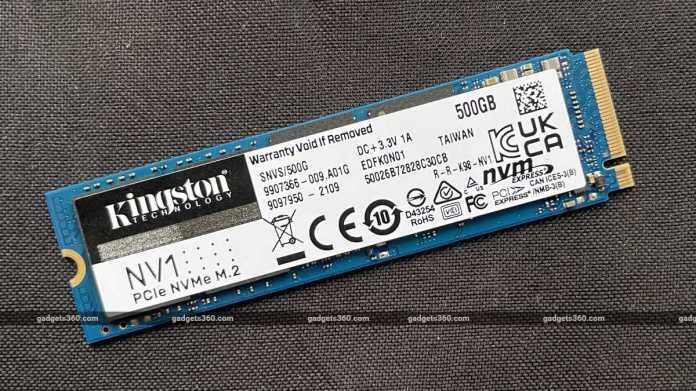 Kingston NV1 NVMe SSD (500GB) Review