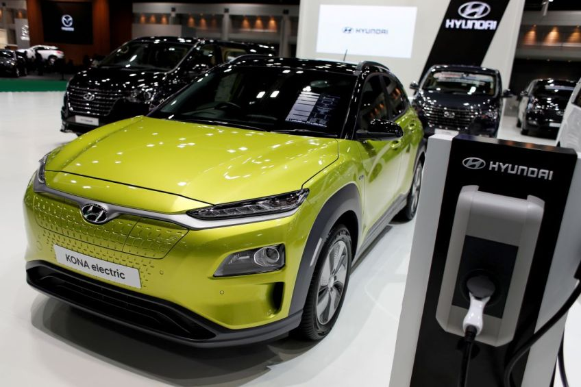 Hyundai to Replace Battery Systems in 82,000 Electric Cars Globally