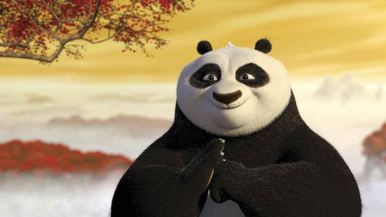 कुंग फू पांडा कुंग फू पांडा