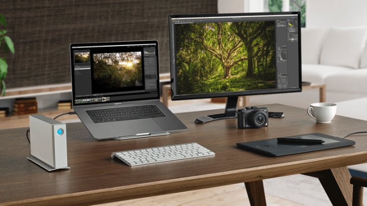 CES 2017: LaCie's New External Drives for Macs Come With USB-C Support