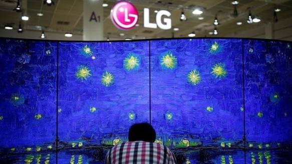 LG Books First Quarterly Loss in 6 Years on Worst Mobile Result