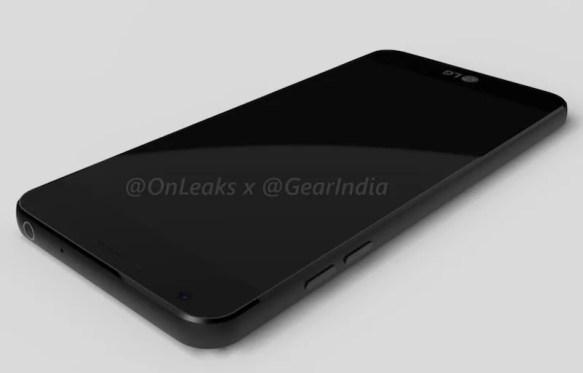 LG G6 Leaks Tips Company May Drop Modular Design