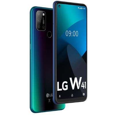 LG W41 LG W41+ LG W41 Pro With Quad Rear Cameras Launched in India