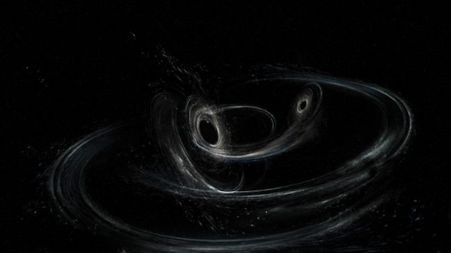 LIGO Detects Gravitational Waves for Third Time as Two Black Holes Merge