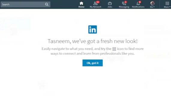 LinkedIn Unveils 'Social-Friendly' Desktop Redesign Aimed at Boosting User Engagement