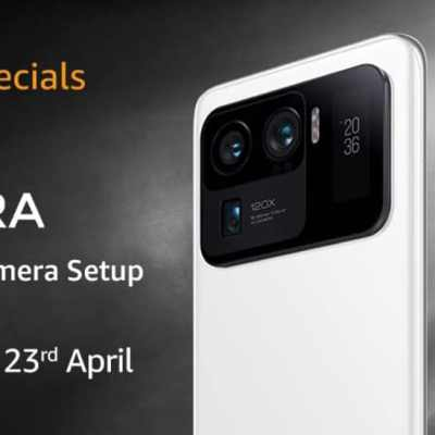 Mi 11 Ultra Amazon Availability Confirmed Ahead of April 23 Launch