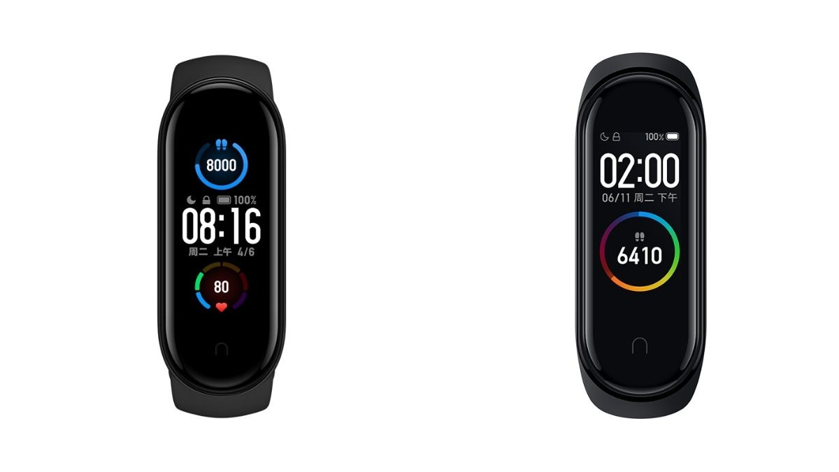 Mi Band 5 vs Mi Band 4: What's the Difference