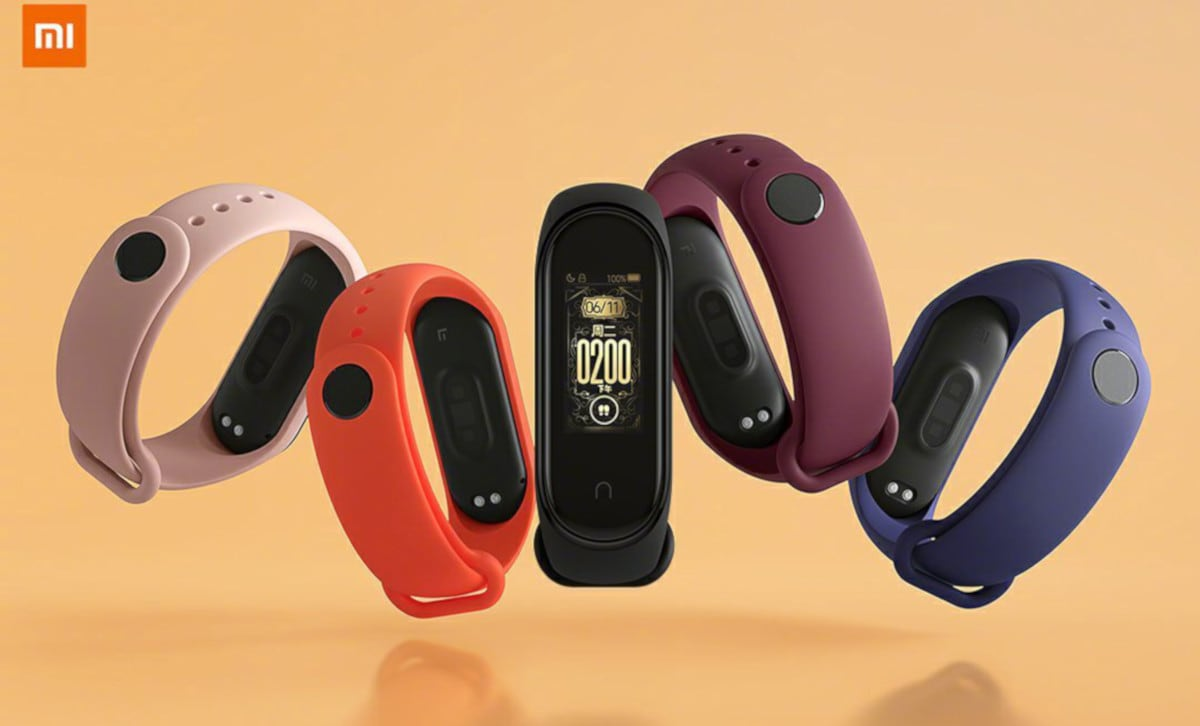 Mi Band 4 Launch Today, Teasers Confirm 6 Strap Colour Options and NFC Support
