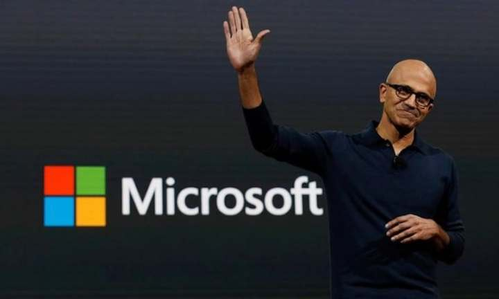 Satya Nadella Bets LinkedIn Data Can Help Microsoft's Dynamics 365 Challenge Market Leader Salesforce