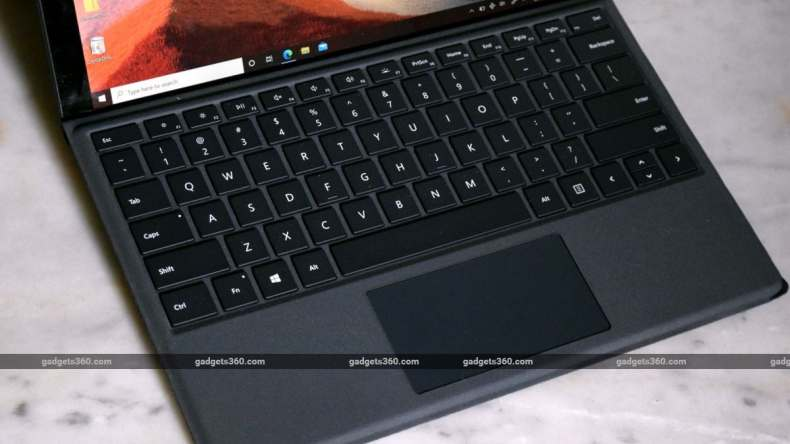microsoft surface pro7 keyboard ndtv surface