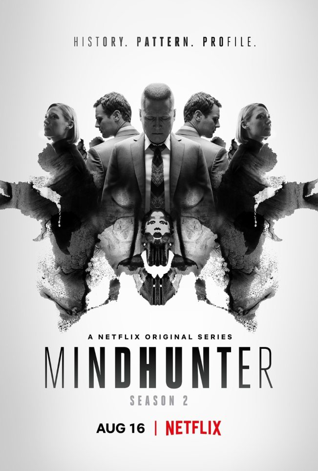 mindhunter season 2 poster Mindhunter season 2 poster