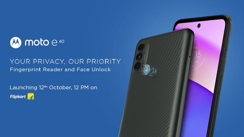 Moto E40 Set to Launch Today: All You Need to Know