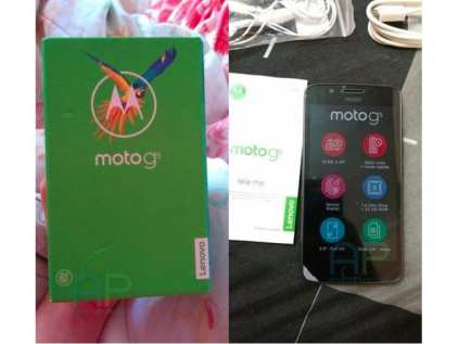 Moto G5 Live Images Leak Ahead of MWC 2017; Specifications Spotted on Benchmark Site